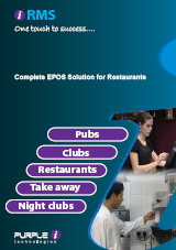 EPOS Solution for Restaurants